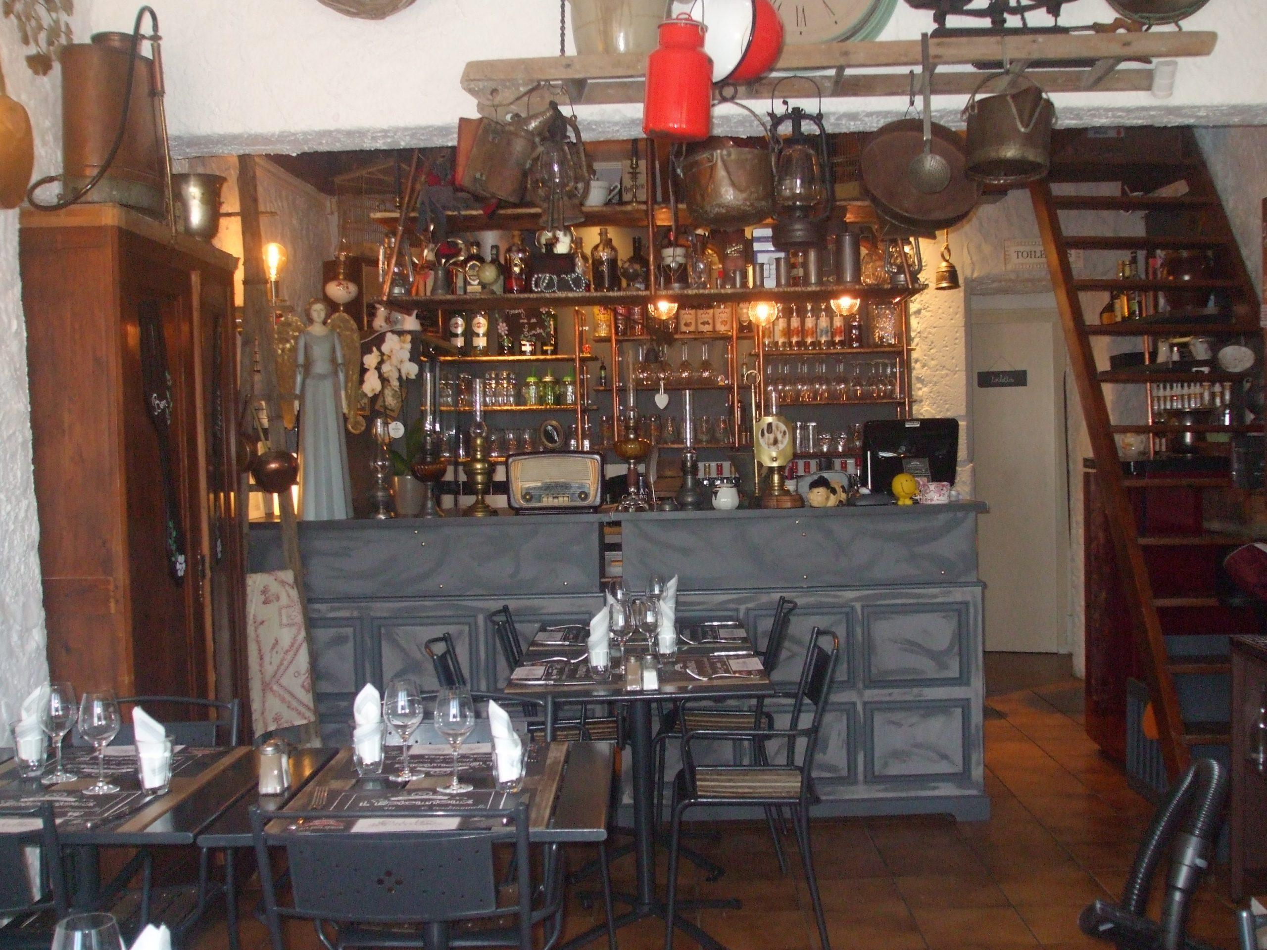 Restaurant en Drôme Provençale