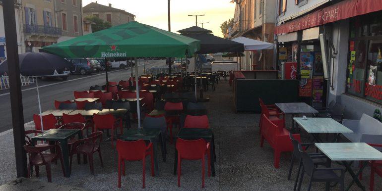 photo terrasse bar