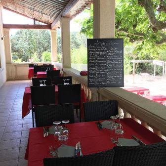 Restaurant Le Colombier Logis terrasses