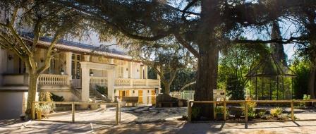 hotel avec piscine Pont du Gard