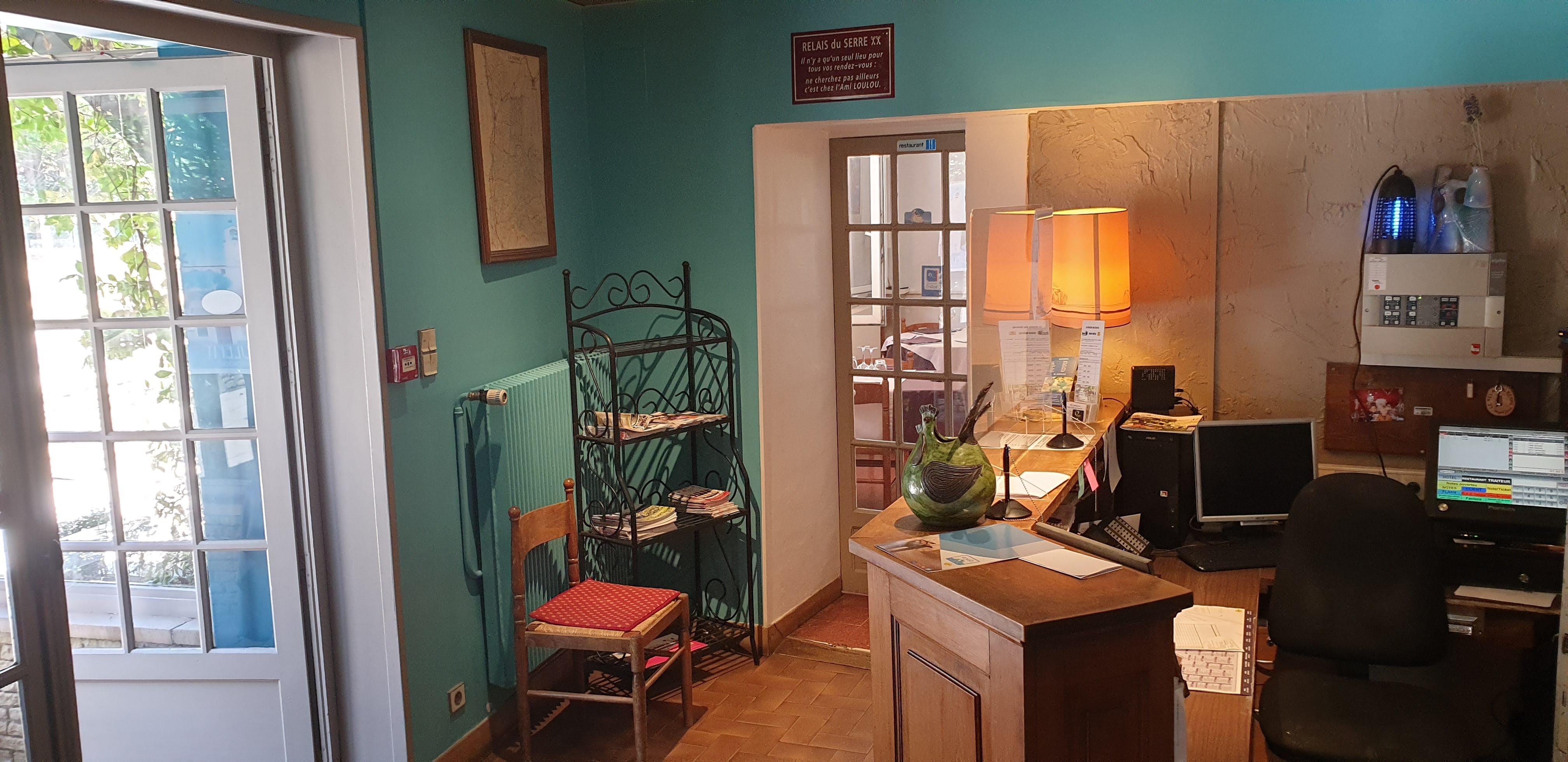 Hôtel Le Relais du Serre Montjoux (3)