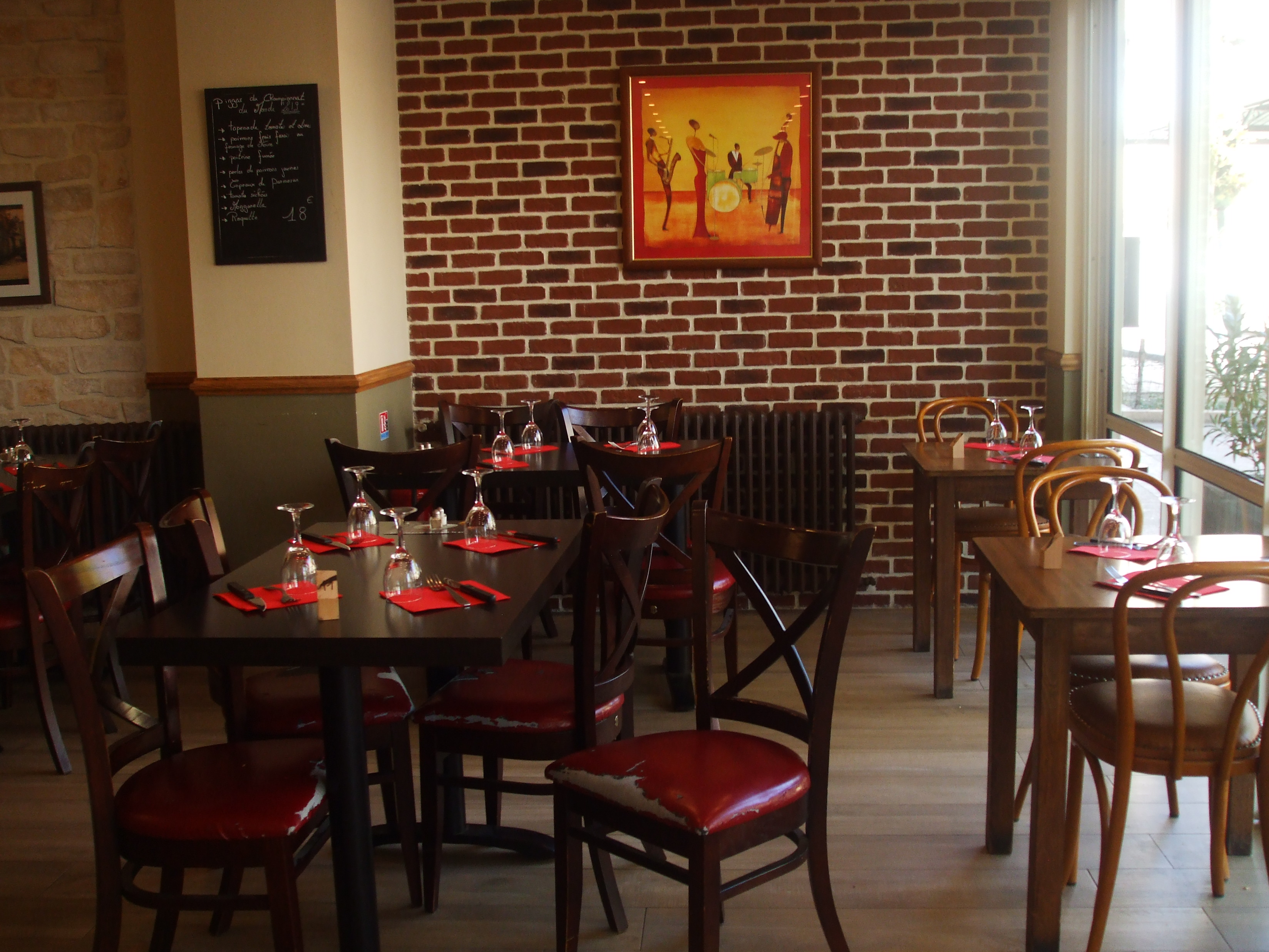 Restaurant Coeur de ville BOLLENE (9)