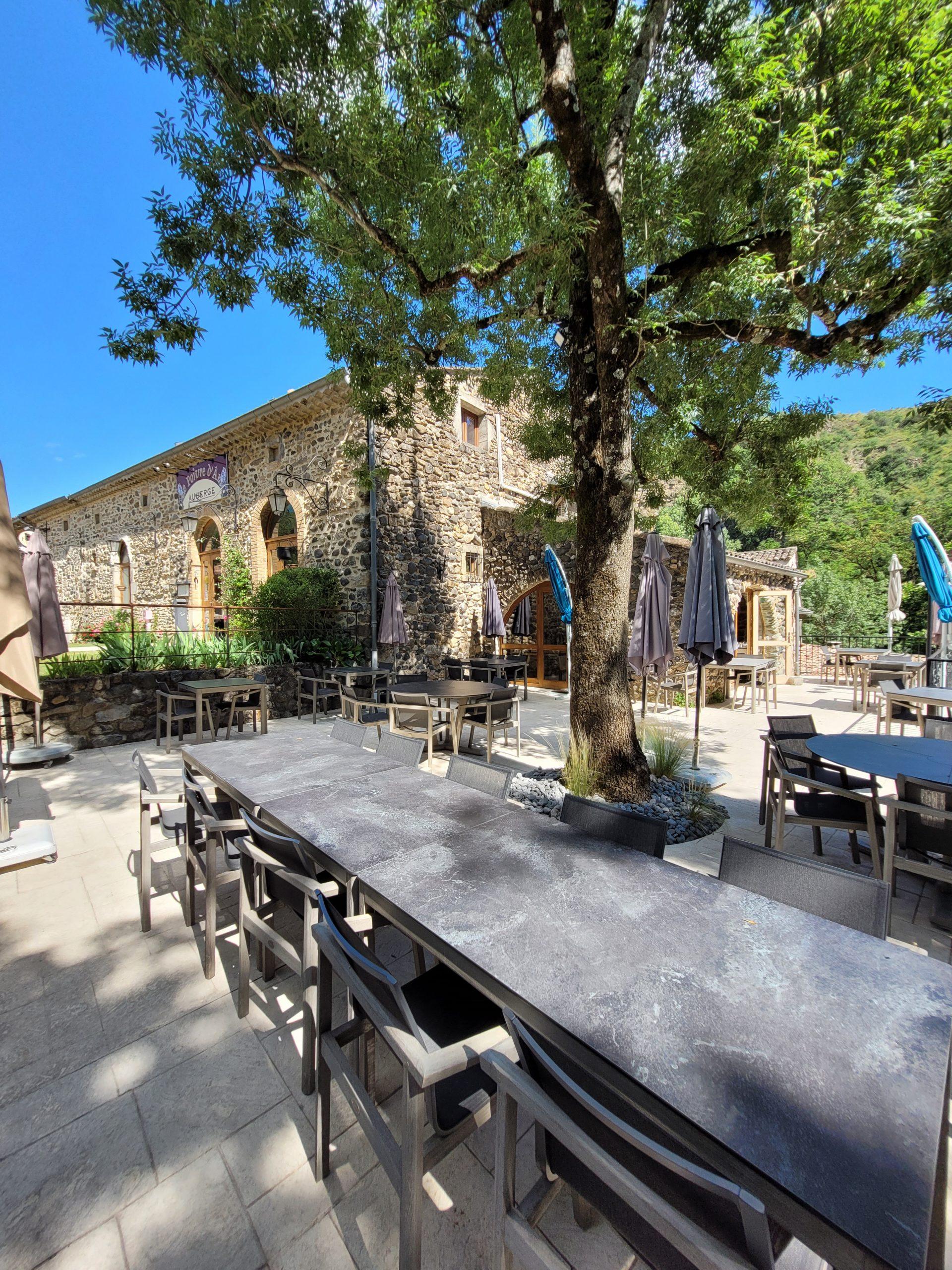 Restaurant avec licence IV, à proximité de Privas
